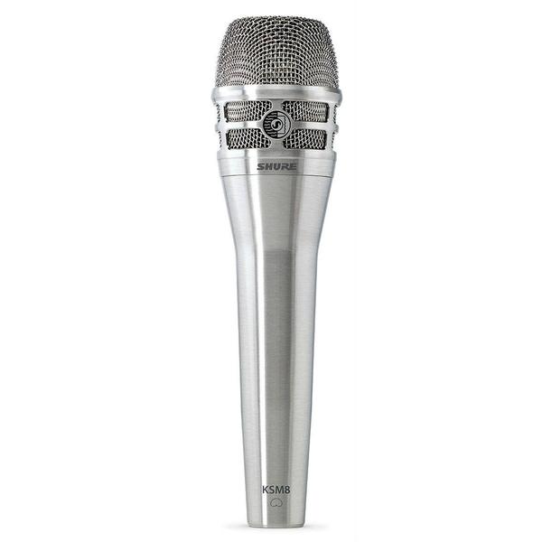 все цены на  Вокальный микрофон Shure KSM8/N  онлайн