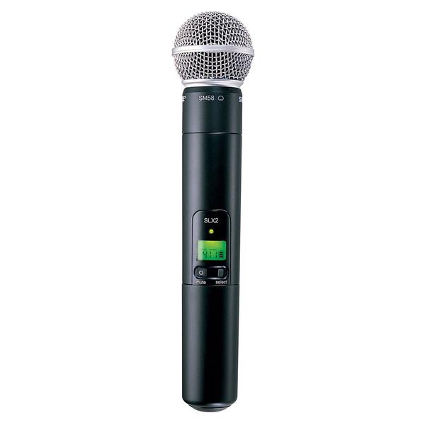все цены на Передатчик для радиосистемы Shure SLX2/SM58 L4E онлайн