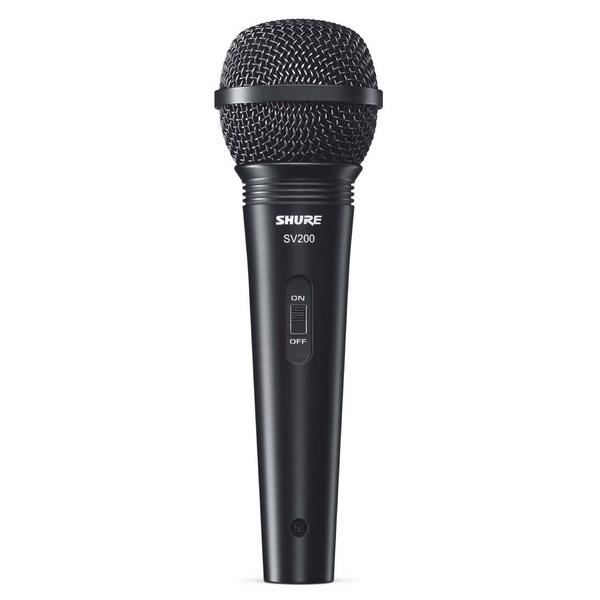 Вокальный микрофон Shure SV200-A вокальный микрофон proaudio md 50