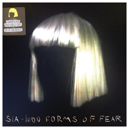 SIA SIA - 1000 FORMS OF FEARВиниловая пластинка<br><br>