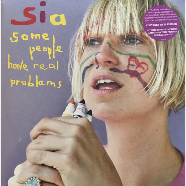 SIA SIA - Some People Have Real Problems (2 LP) some approximate algorithms for variational problems