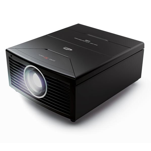 Проектор SIM2Проектор<br>Одночиповый 3D Full HD проектор. Две лампы по 350 Вт, яркость до 7000 Ansi Люмен, контрастность 8000:1.<br>