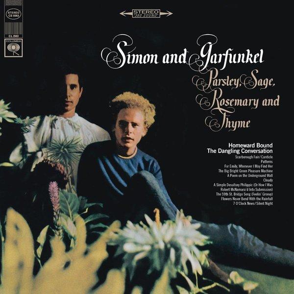 Simon   Garfunkel Simon   Garfunkel - Parsley, Sage, Rosemary And Thyme simon says
