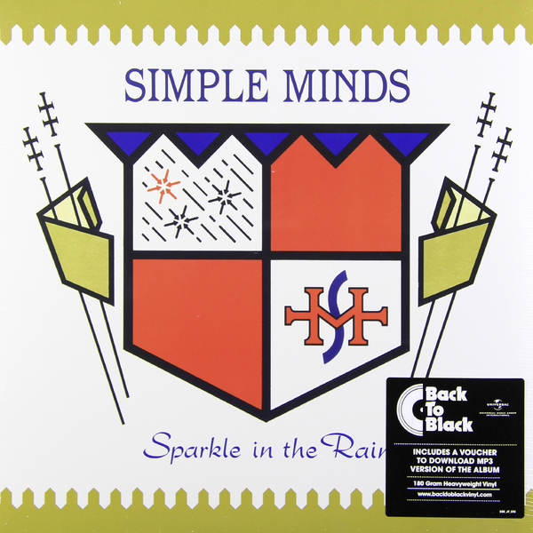 Simple Minds Simple Minds - Sparkle In The Rain (180 Gr) fire in the rain