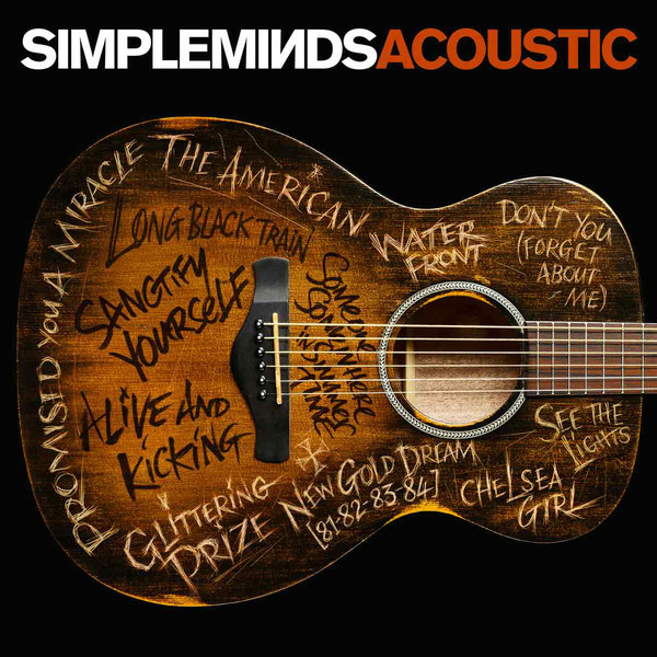 Simple Minds Simple Minds - Acoustic (2 LP) simple minds simple minds once upon a time 5 cd dvd