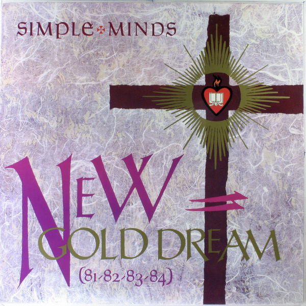 Simple Minds Simple Minds - New Gold Dream (81-82-83-84) simple minds simple minds once upon a time 5 cd dvd