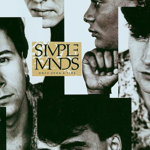 Simple Minds Simple Minds - Once Upon A Time simple minds simple minds once upon a time 5 cd dvd