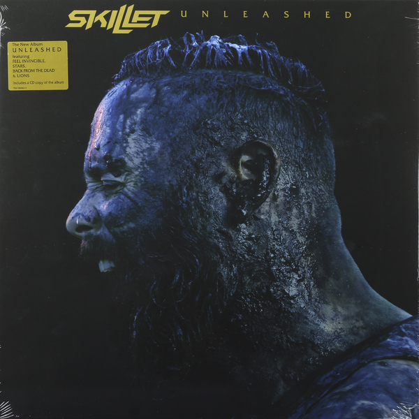Skillet Skillet - Unleashed (lp + Cd) vildhjarta vildhjarta masstaden lp cd