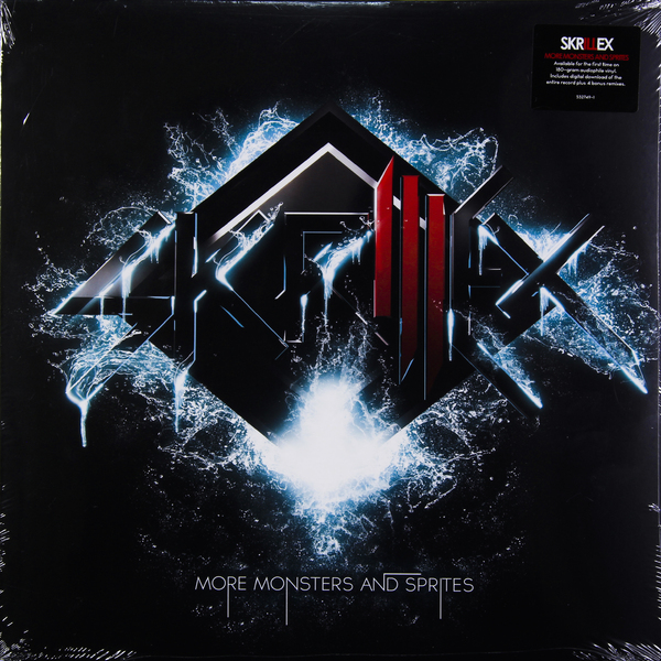 SKRILLEX SKRILLEX - MORE MONSTERS AND SPRITES (180 GR)