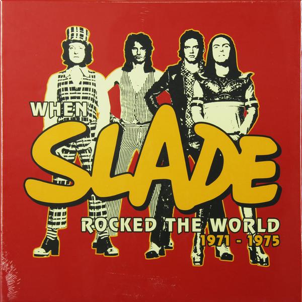SLADE SLADE - When Slade Rocked The World: 1971-1975