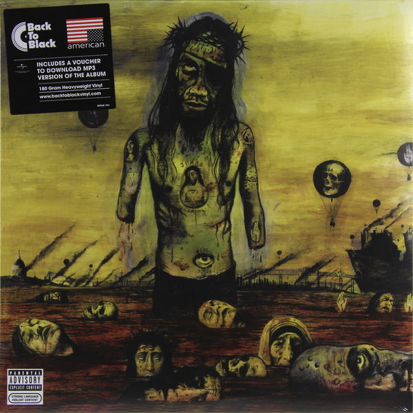 Slayer Slayer - Christ Illusion (180 Gr)