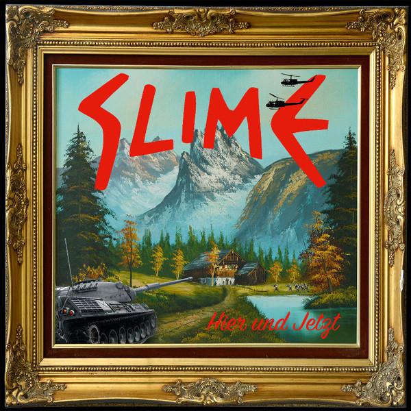 SLIME SLIME - Hier Und Jetzt (2 Lp+cd) барбра стрейзанд barbra streisand partners 2 lp cd