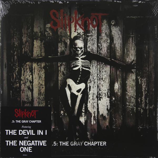 Slipknot Slipknot - .5: The Gray Chapter (2 LP) the black keys the black keys el camino 2 lp