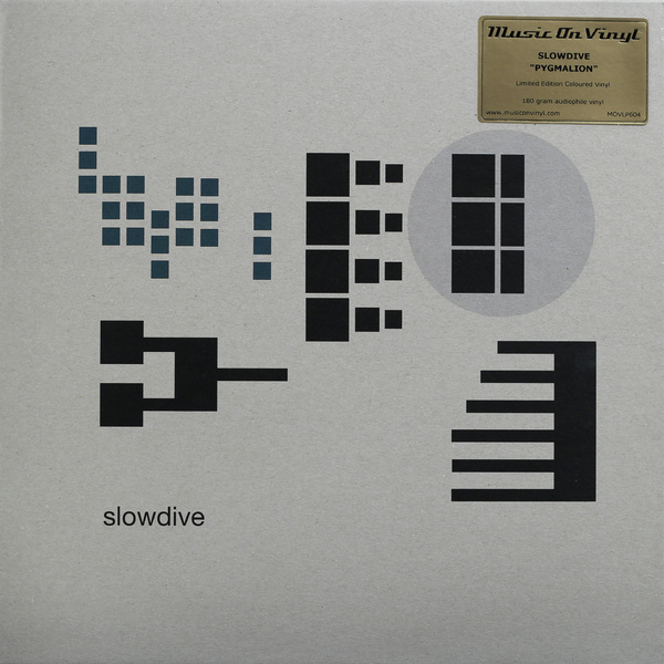 Slowdive Slowdive - Pygmalion (180 Gr) guano apes guano apes proud like a god 180 gr colour