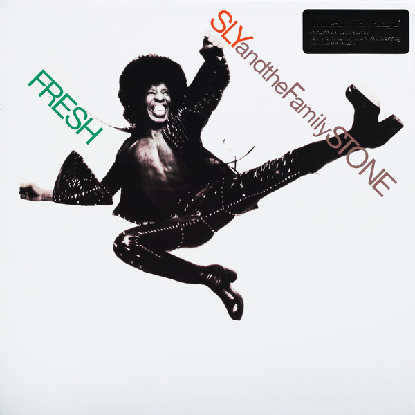 Sly   The Family Stone Sly   The Family Stone - Fresh (180 Gr) guano apes guano apes proud like a god 180 gr colour