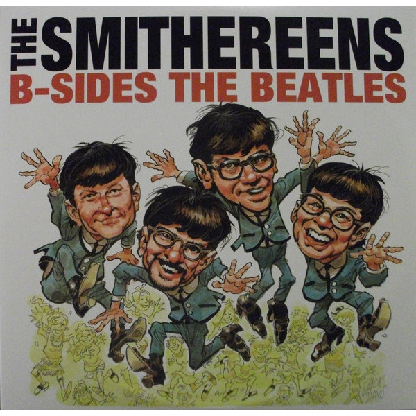 Smithereens Smithereens - B-sides The Beatles (2 LP)  цена