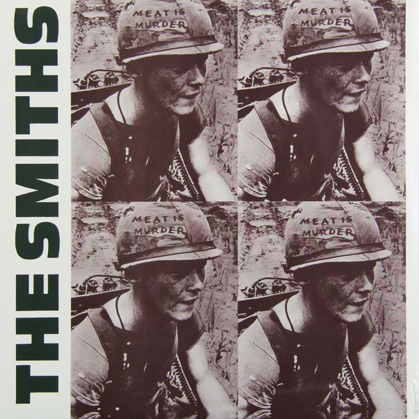 THE SMITHS THE SMITHS - MEAT IS MURDER the smiths the complete picture