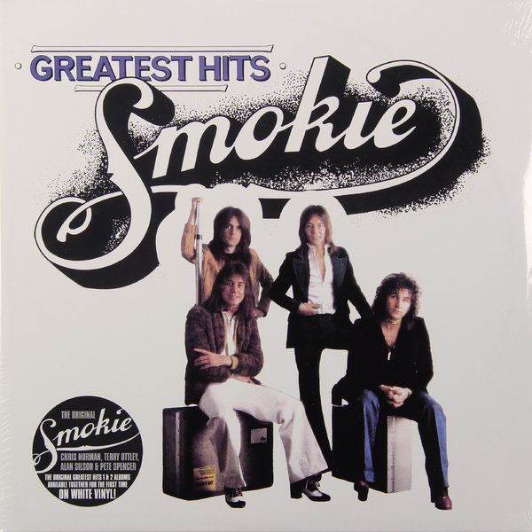 Smokie Smokie - Greatest Hits (2 LP) queen greatest hits ii 2 lp