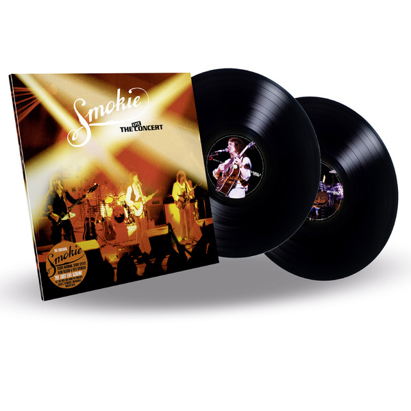 Smokie Smokie - The Concert (live From Essen 1978) (2 LP) yes – tales from topographic oceans 2 lp