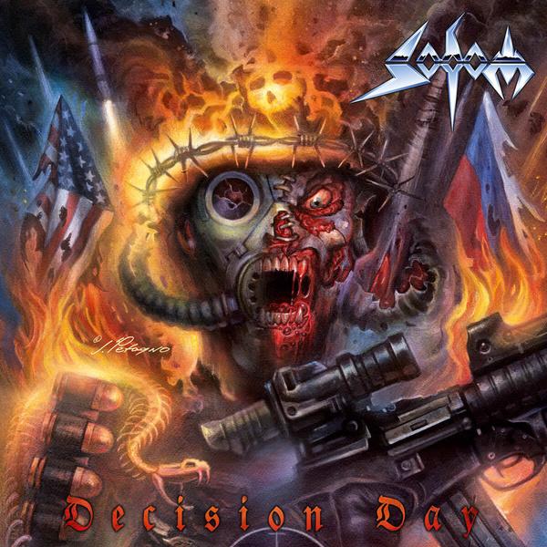 SODOM SODOM - Decision Day (2 Lp+cd) барбра стрейзанд barbra streisand partners 2 lp cd