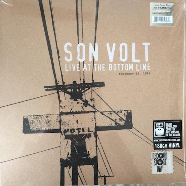 Son Volt Son Volt - Live At The Bottom Line 2/12/96 (2 Lp, 180 Gr) mad season mad season live at the moore 2 lp 180 gr