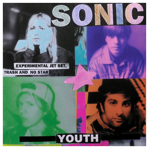 Sonic Youth Sonic Youth - Experimental Jet Set, Trash And No Star rdna technology experimental approach