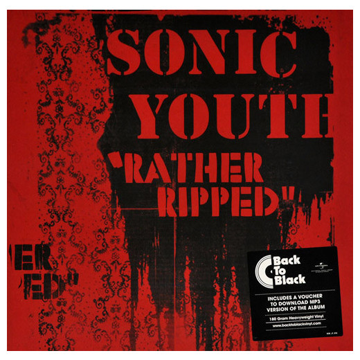 Sonic Youth Sonic Youth - Rather Ripped  sonic youth sonic youth sonic nurse 2 lp