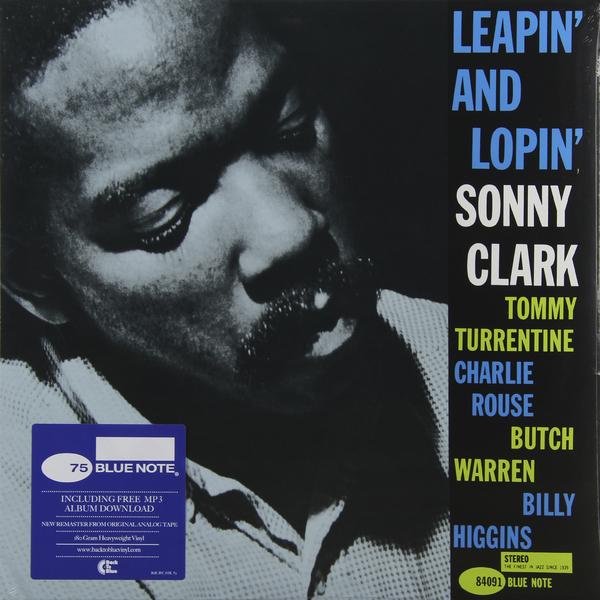 Sonny Clark Sonny Clark - Leapin'   Lopin' (180 Gr) clark forklift 2016 partproplus