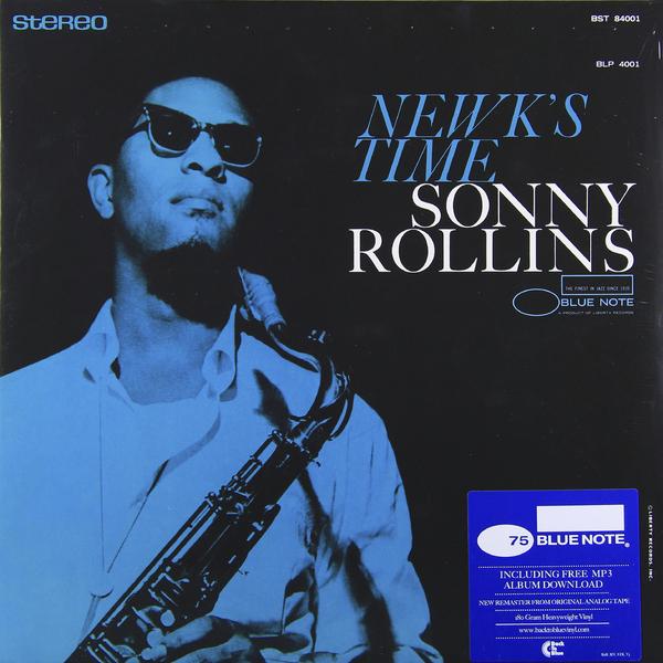 Sonny Rollins Sonny Rollins - Newk's Time (180 Gr) sonny rollins saxophone colossus