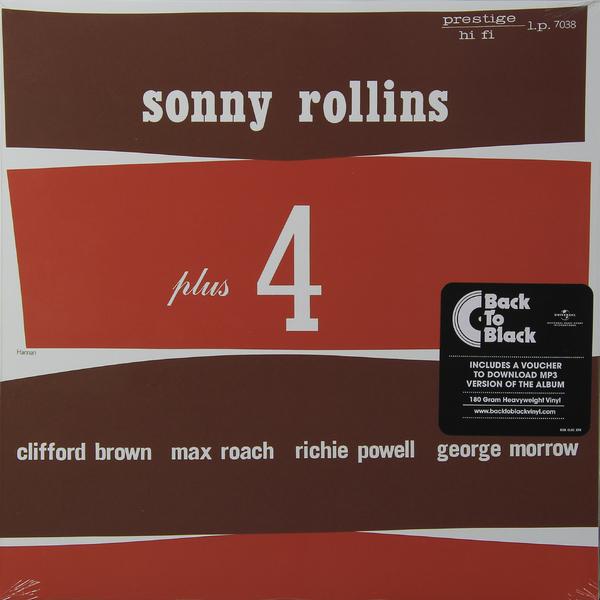 Sonny Rollins Sonny Rollins - Plus Four (180 Gr) sonny rollins saxophone colossus