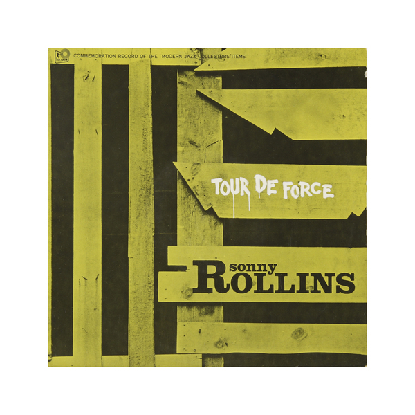 Sonny Rollins Sonny Rollins - Tour De Force (10 , Japan Original, 1st Press, Promo) (винтаж) richard wright richard wright wet dream 1st press japan original master sound винтаж