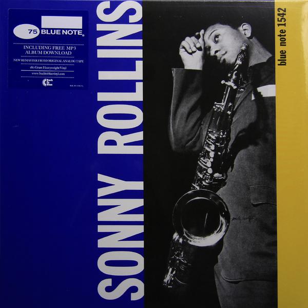 SONNY ROLLINS SONNY ROLLINS - VOLUME 1 (180 GR)