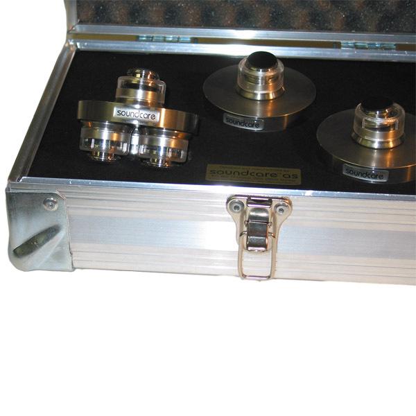 Шип Soundcare SuperSpike SA Titanium Extreme (комплект 3 шт.)