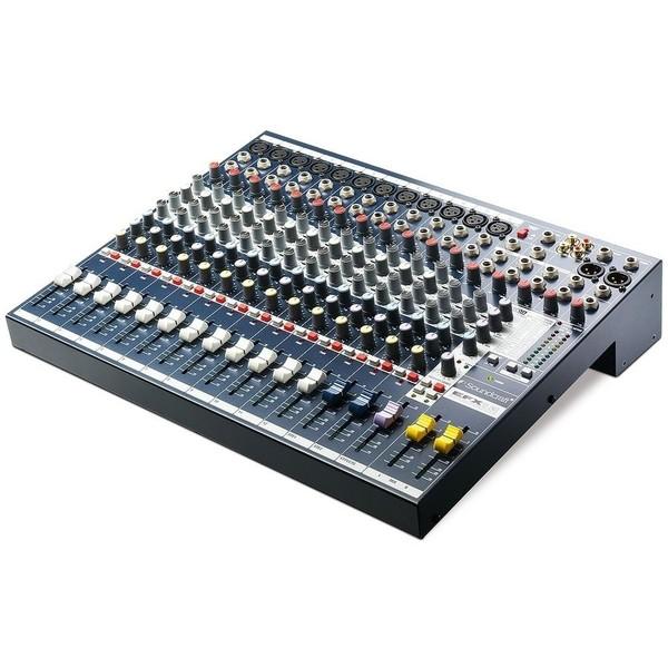 Аналоговый микшерный пульт Soundcraft EFX12 аналоговый микшер soundcraft efx8