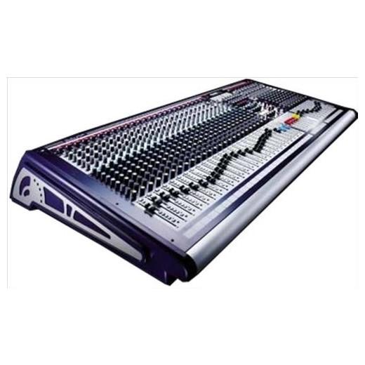 Аналоговый микшерный пульт Soundcraft GB8-48 пульт soundcraft epm12