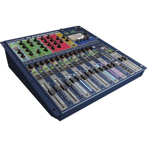 �������� ��������� ����� Soundcraft Si Expression 1