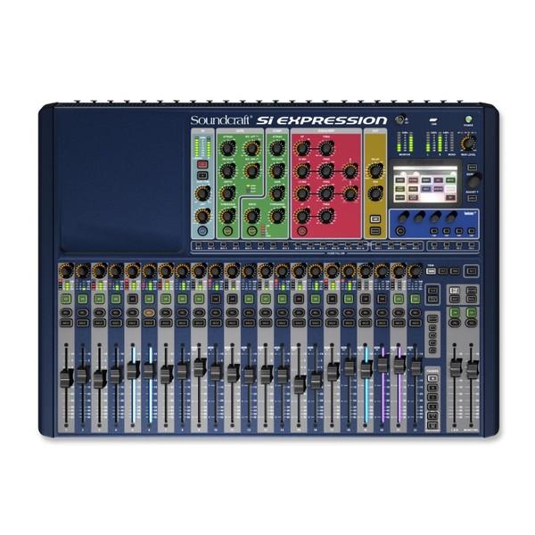Цифровой микшерный пульт Soundcraft Si Expression 2