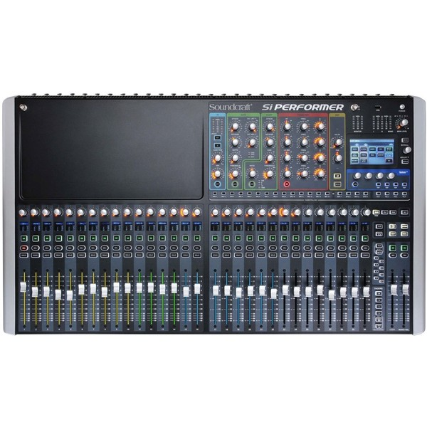 Цифровой микшерный пульт Soundcraft Si Performer 3 firestone performer 480 70r30 147d