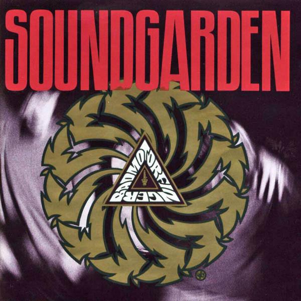 SOUNDGARDEN SOUNDGARDEN - BADMOTORFINGER soundgarden soundgarden king animal 2 lp 180 gr