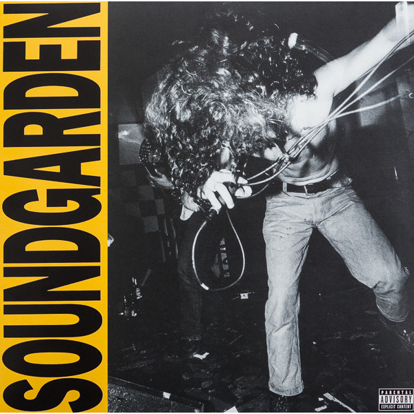 Soundgarden Soundgarden - Louder Than Love soundgarden soundgarden king animal 2 lp 180 gr