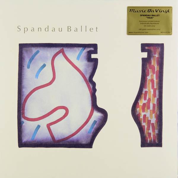 SPANDAU BALLET SPANDAU BALLET - TRUE (180 GR)