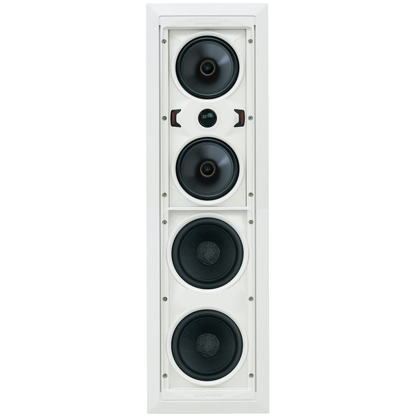 Встраиваемая акустика SpeakerCraft AIM Cinema One Single White speakercraft aim 282