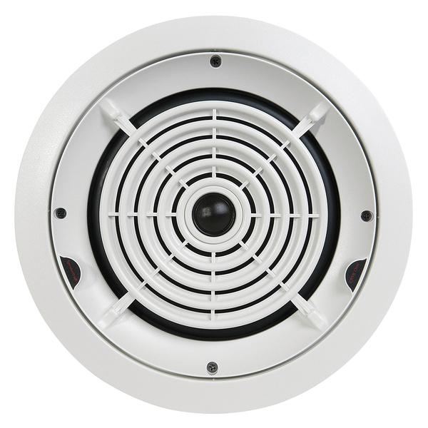 Встраиваемая акустика SpeakerCraft CRS 8 One Single White встраиваемая акустика speakercraft asm75800
