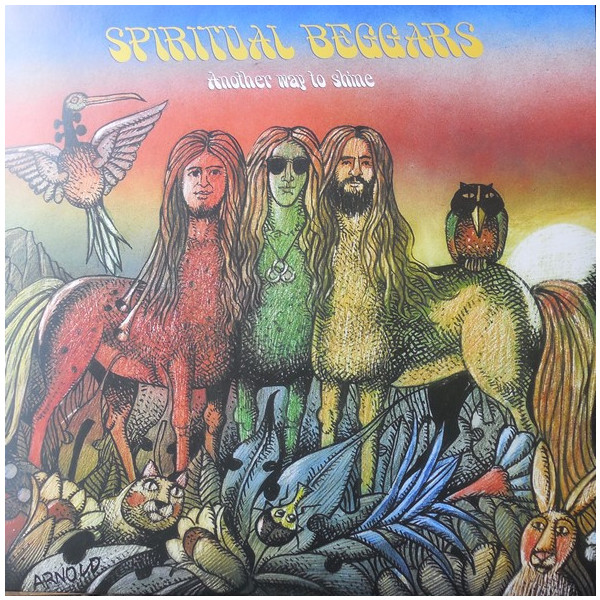 Spiritual Beggars Spiritual Beggars - Another Way To Shine (lp + Cd) mclennan state and society in contemporary britain