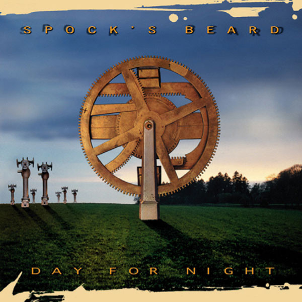 Spock's Beard Spock's Beard - Day For Night (2 Lp + Cd)