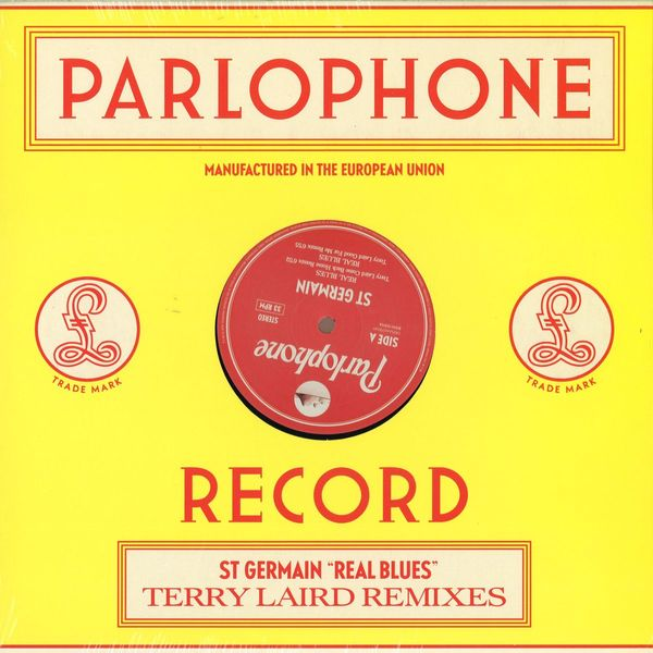 St Germain St Germain - Real Blues (terry Laird Remixes)
