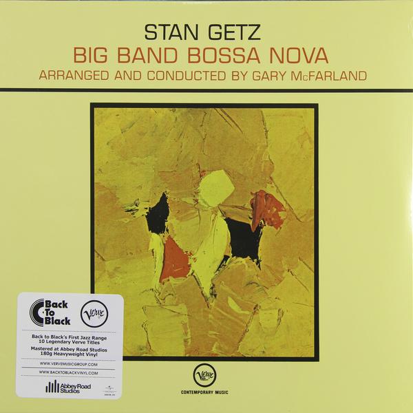 где купить  Stan Getz Stan Getz - Big Bang Bossa Nova (180 Gr)  дешево