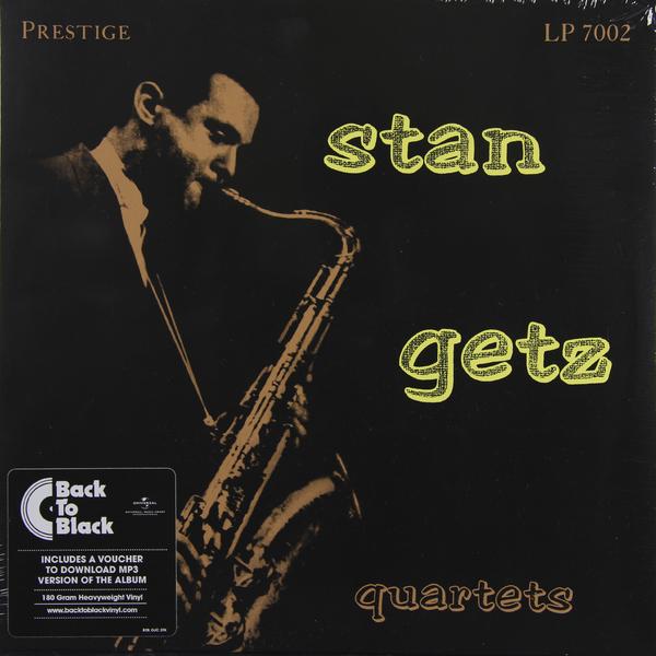 Stan Getz Stan Getz - Stan Getz Quartets (180 Gr) hunday getz за 180000 рублей