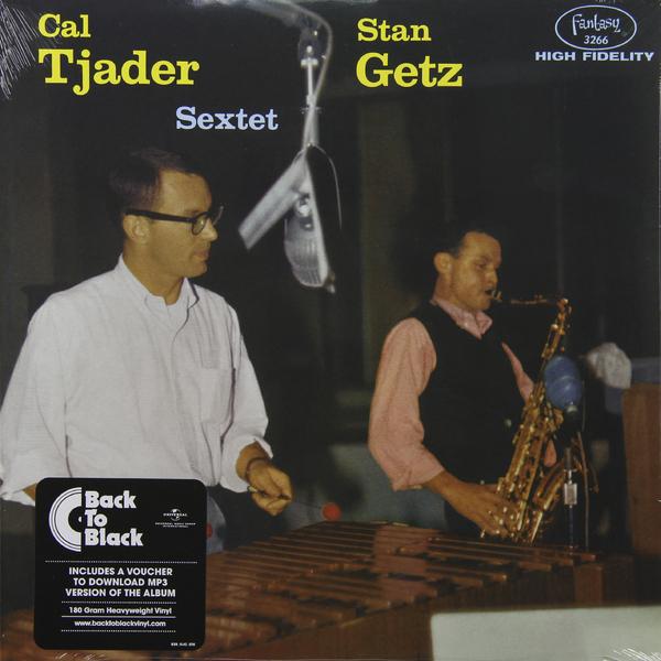 Stan Getz Stan Getz - Stan Getz/cal Tjader Sextet (180 Gr) hunday getz за 180000 рублей