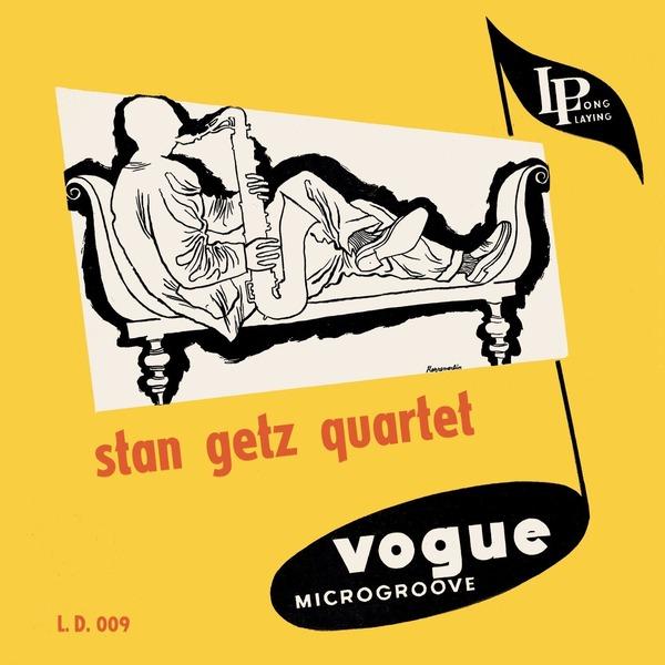 Stan Getz Stan Getz - Stan Getz Quartet (colour)